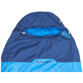 Mammut Lahar MTI Junior Sleeping Bag 160cm imperial-space